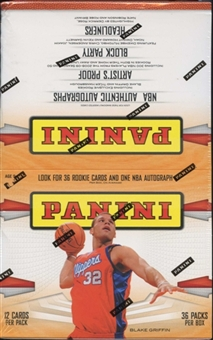2009/10 Panini Basketball Hobby Box