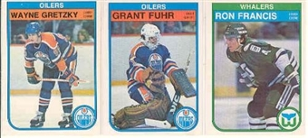 1982/83 O-Pee-Chee Hockey Near Complete Set (NM-MT)