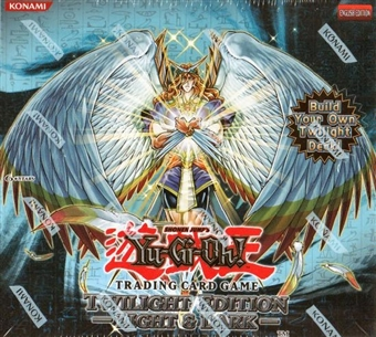 Konami Yu-Gi-Oh Twilight Edition Special Edition Box