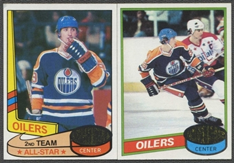 1980/81 Topps Hockey Complete Set (NM-MT)