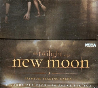 Twilight New Moon Hobby Box (2009 NECA)