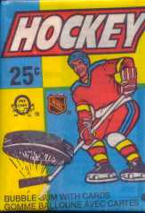 1983/84 O-Pee-Chee Hockey Wax Pack