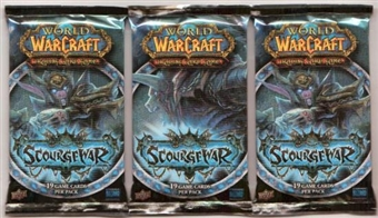 World of Warcraft Scourgewar Booster Pack