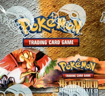 Pokemon HeartGold & SoulSilver Booster Box