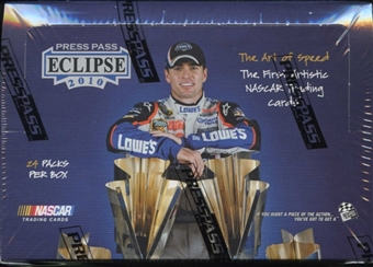 2010 Press Pass Eclipse Racing Hobby Box