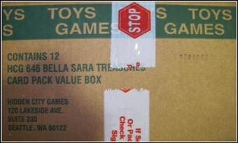 Bella Sara Treasures 4-Pack Value 12-Box Case