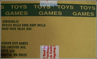 Bella Sara Baby Bella 4-Pack Value 12-Box Case