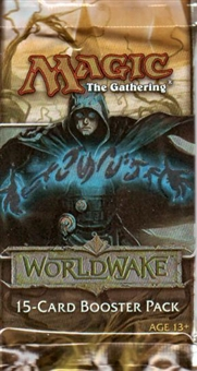 Magic the Gathering Worldwake Booster Pack (Lot of 3)
