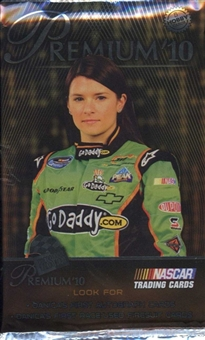 2010 Press Pass Premium Racing Hobby Pack