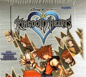 Fantasy Flight Games Kingdom Hearts Booster Box