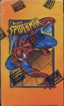 Spider-Man Box (1997 Fleer/Skybox)
