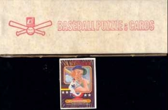1984 Donruss Baseball Factory Set