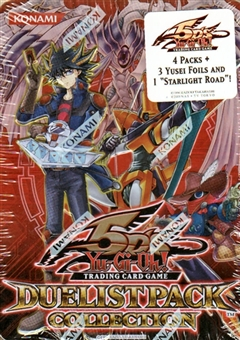 Konami Yu-Gi-Oh 2010 Duelist Pack Collection Tin (Red)