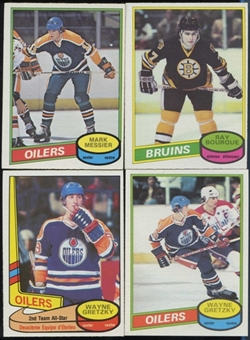 1980/81 O-Pee-Chee Hockey Complete Set (NM-MT)