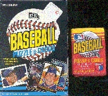 1985 Donruss Baseball Wax Pack