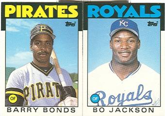 1986 Topps Traded & Rookies Baseball Complete Set (Barry Bonds Rookie!)