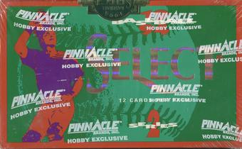 1994 Score Select Series 2 Baseball Hobby Box
