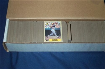 1987 Topps Baseball Complete Set (NM-MT)