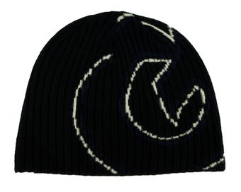 Georgetown University Hoyas Adidas Big G Cuffless Knit Beanie Winter Hat (Adult One Size)
