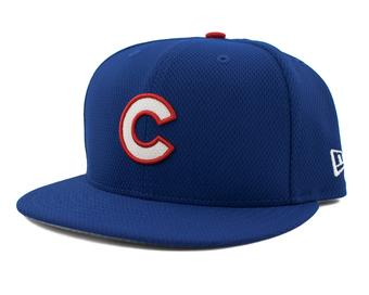 Chicago Cubs New Era Diamond Era 59Fifty Fitted Royal Hat (7 1/4)
