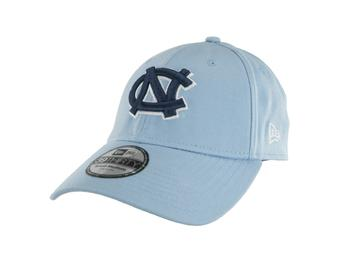 North Carolina Tar Heels New Era 39Thirty Team Classic Baby Blue Flex Fit Hat (Adult S/M)