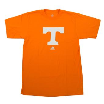 Tennessee Volunteers Adidas Orange Tee Shirt (Adult XXL)