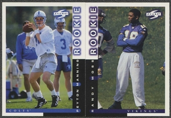 1998 Score Football Complete Set (NM-MT Condition)