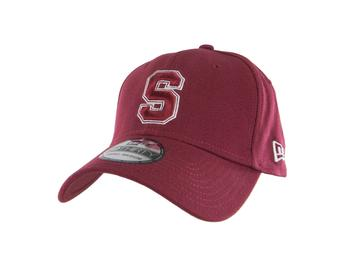 Stanford Cardinal New Era 39Thirty Team Classic Maroon Flex Fit Hat (Adult S/M)
