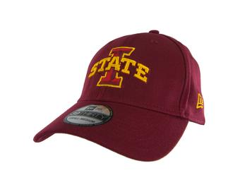 Iowa State Cyclones New Era 39Thirty Team Classic Maroon Flex Fit Hat