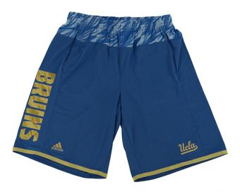 UCLA Bruins Adidas Blue Player Basketball Performance Shorts (Adult XXL)