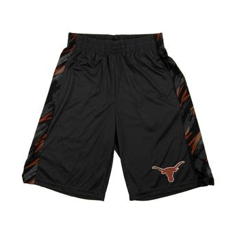 Texas Longhorns Colosseum Gray Mustang Shorts