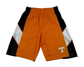 Tennessee Volunteers Colosseum Orange Courtside Shorts (Adult M)