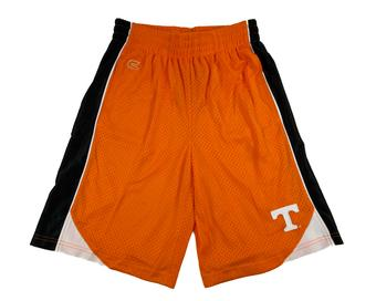 Tennessee Volunteers Colosseum Orange Vector Mesh Shorts (Adult XL)