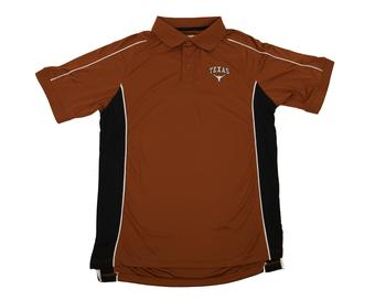 Texas Longhorns Colosseum Burnt Orange Chiliwear Halftime Performance Polo (Adult L)
