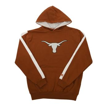 Texas Longhorns Colosseum Burnt Orange Youth Rally Pullover Hoodie (Youth XL)