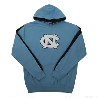 North Carolina Tar Heels Colosseum Baby Blue Youth Rally Pullover Hoodie (Youth M)