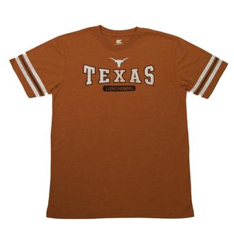 Texas Longhorns Colosseum Burnt Orange Youth Thunderbird Tee Shirt