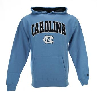 North Carolina Tar Heels Colosseum Blue Zone Pullover Fleece Hoodie