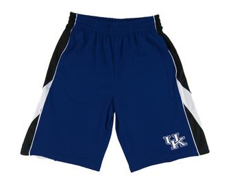 Kentucky Wildcats Colosseum Blue Apex Shorts