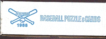 1988 Donruss Baseball Factory Set