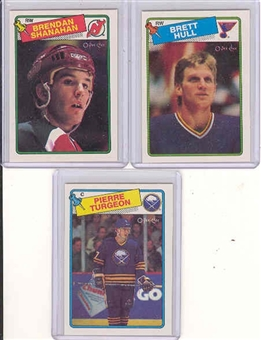 1988/89 O-Pee-Chee Hockey Complete Set (NM-MT)