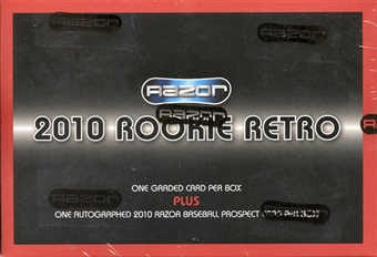 2010 Razor Rookie Retro Hobby Box