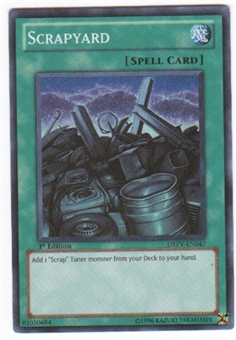 Yu-Gi-Oh Duelist Revolution Single Scrapyard Super Rare (DREV-EN047)