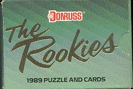 1989 Donruss Rookies Baseball Factory Set
