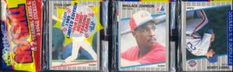 1989 Fleer Baseball Rack Pack