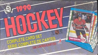 1989/90 O-Pee-Chee Hockey Factory Set