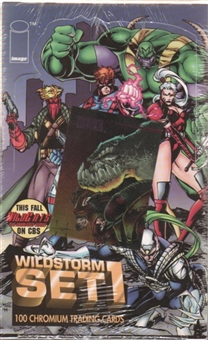 1994 Wildstorm Set 1 Trading Card Box