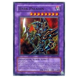 Yu-Gi-Oh Dark Revelation Single Dark Paladin Ultra Rare DR1-EN160