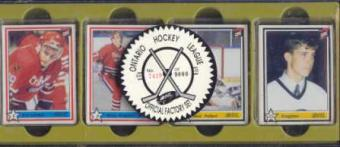 1990/91 Ontario Hockey League Hockey Factory Set