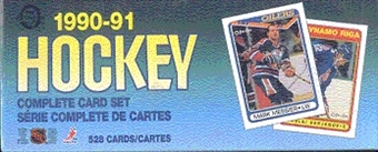 1990/91 O-Pee-Chee Hockey Factory Set